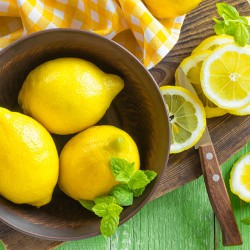 GA23 젤캔들 겸용 향-레몬(Lemon)